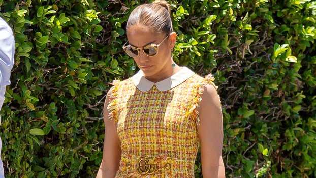 Jennifer Lopez's Timeless Dress Is Also a Staple in Kate Middleton and Amal Clooney's Closet