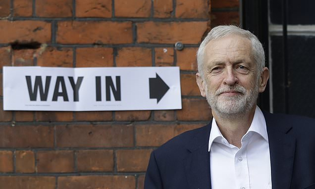 JULIA NEUBERGER: Jeremy Corbyn and a party infected by pure poison