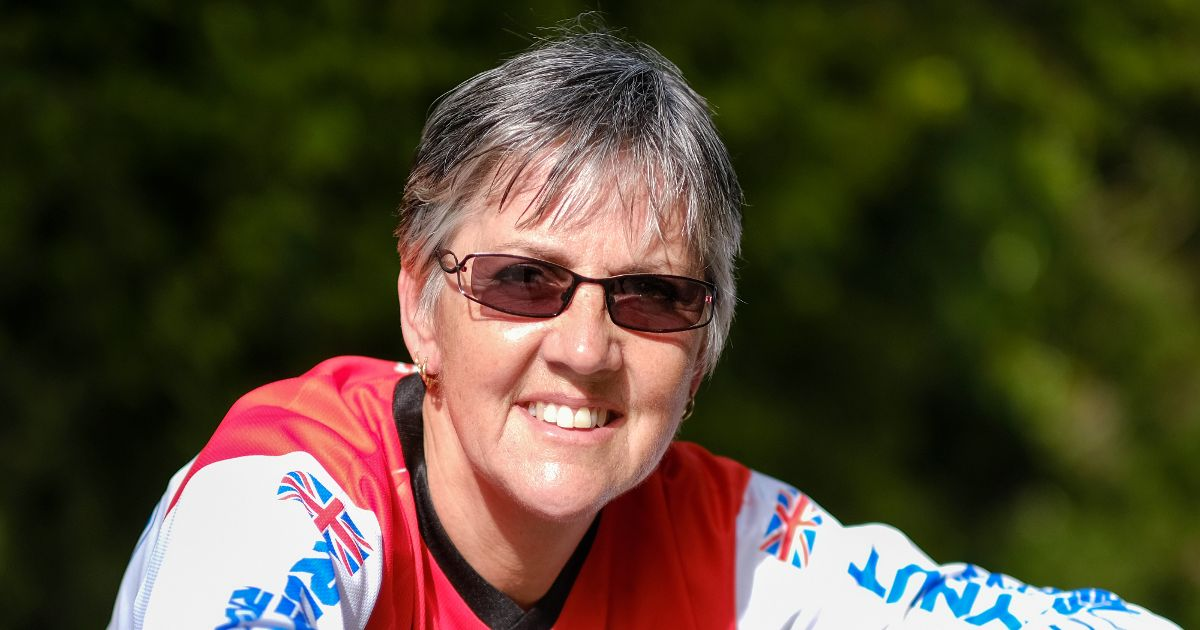 Fed-up mum takes up new hobby at 49 – now she's been picked to represent Team GB
