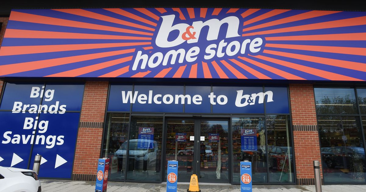 B&M mercilessly trolled for rather rude blunder in Instagram photo