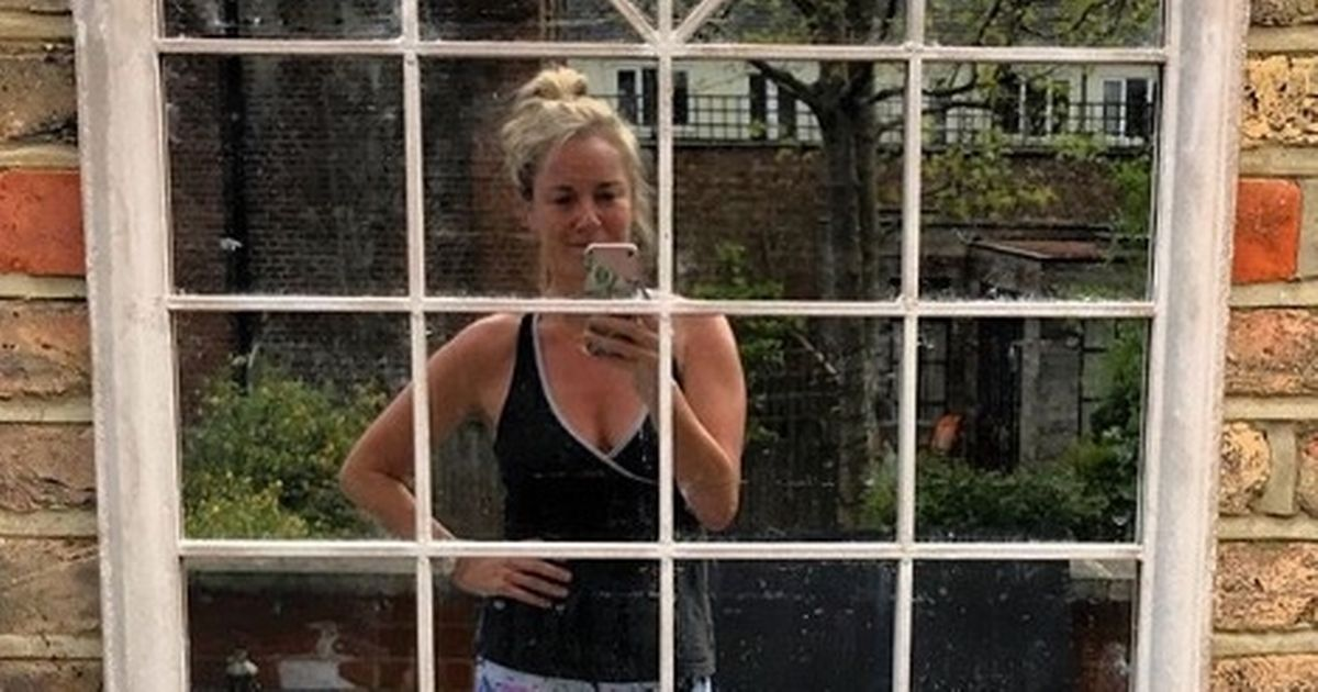 Inside Tamzin Outhwaite's luxe £1.7m home as she splashes out on £12k sauna