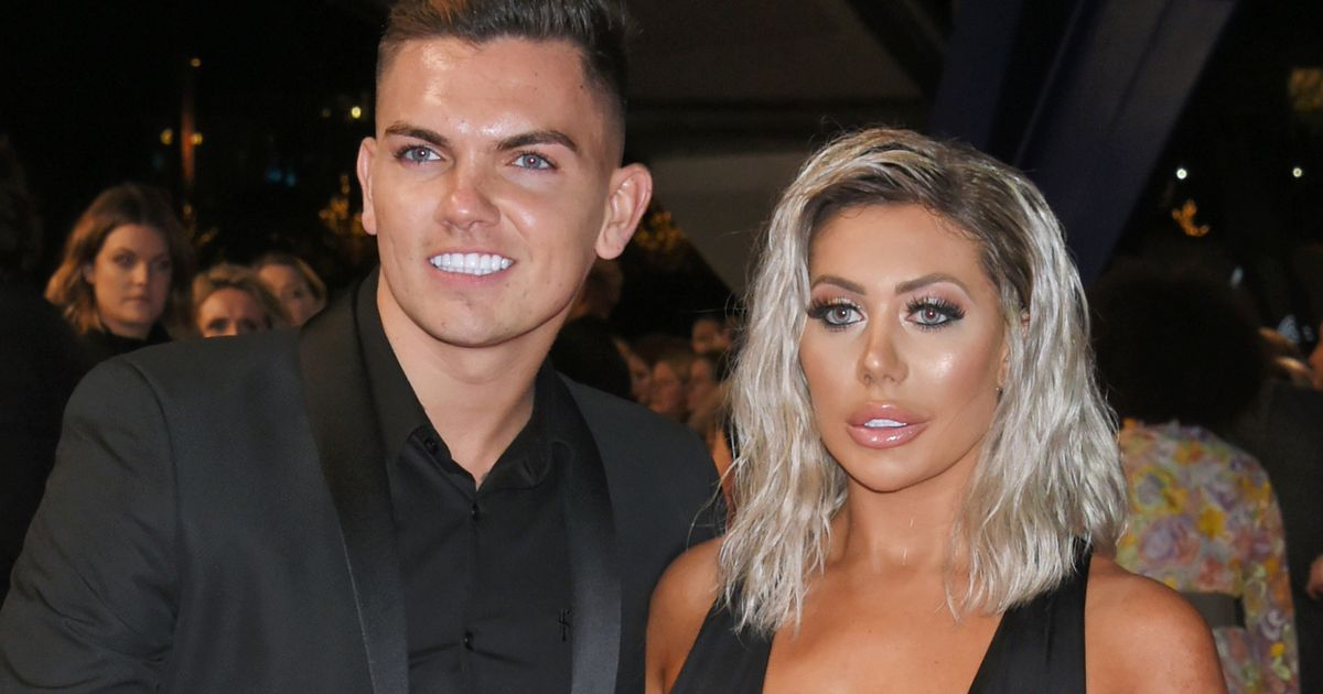 Chloe Ferry furiously tells Sam Gowland their relationship is over 'for good' after he 'sleeps with Love Island star'