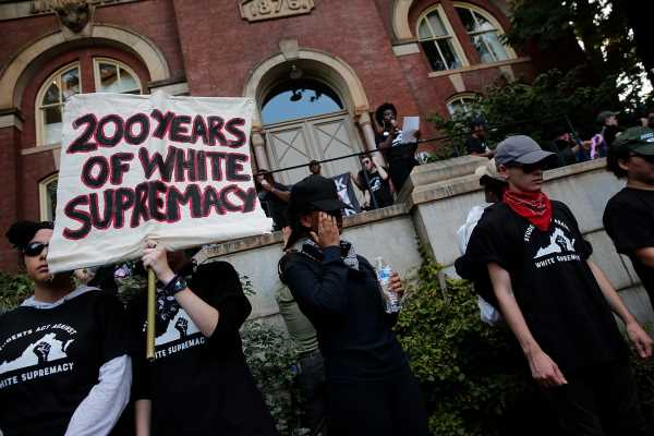 White Supremacist Terrorism In The US Is On The Rise, The FBI Found
