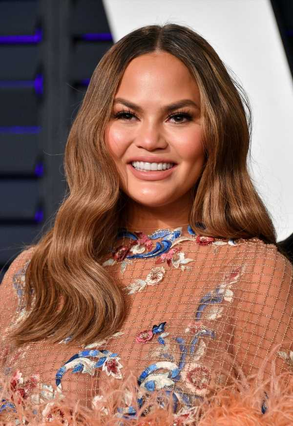 Chrissy Teigen Knows It'll Take More Than A Hashtag To Fix Alabama's Recent Abortion Ban