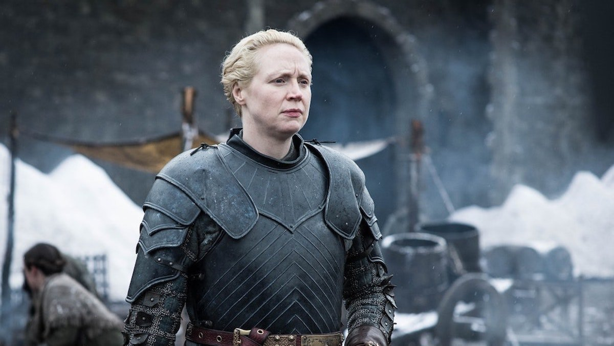 These Tweets & Memes About Brienne Writing On 'Game Of Thrones' Will Cure Your Finale Blues