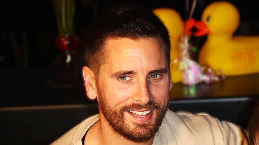 Scott Disick Stops Partying & Matures Before His Birthday