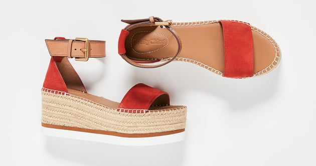 Take on Summer Soirées in Effortless Style With This Season's Hottest Wedges
