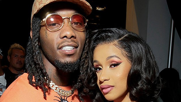 Cardi B & Offset's Daughter Kulture, 10 Mos., Giggles & Is Too Cute For Words In New Video