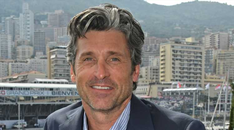 Patrick Dempsey Suits Up for Grand Prix 2019 in Monaco!