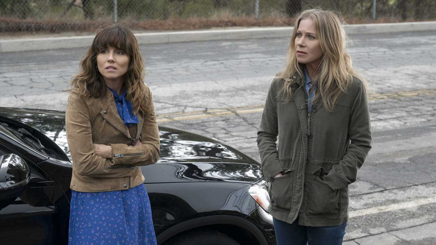 TV Review: 'Dead to Me' With Christina Applegate and Linda Cardellini