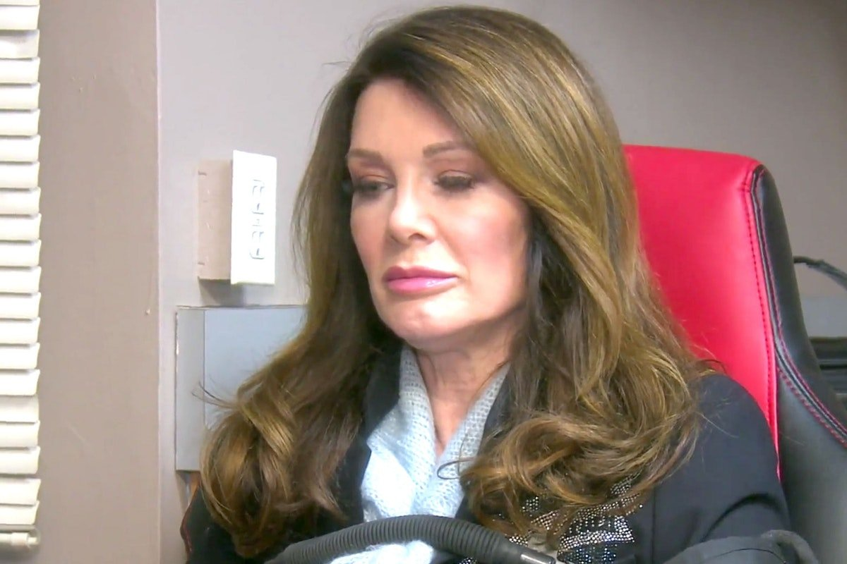 LVP's Polygraph Test From 'RHOBH' Hasn't Done Much To Clear Up The Dog Drama