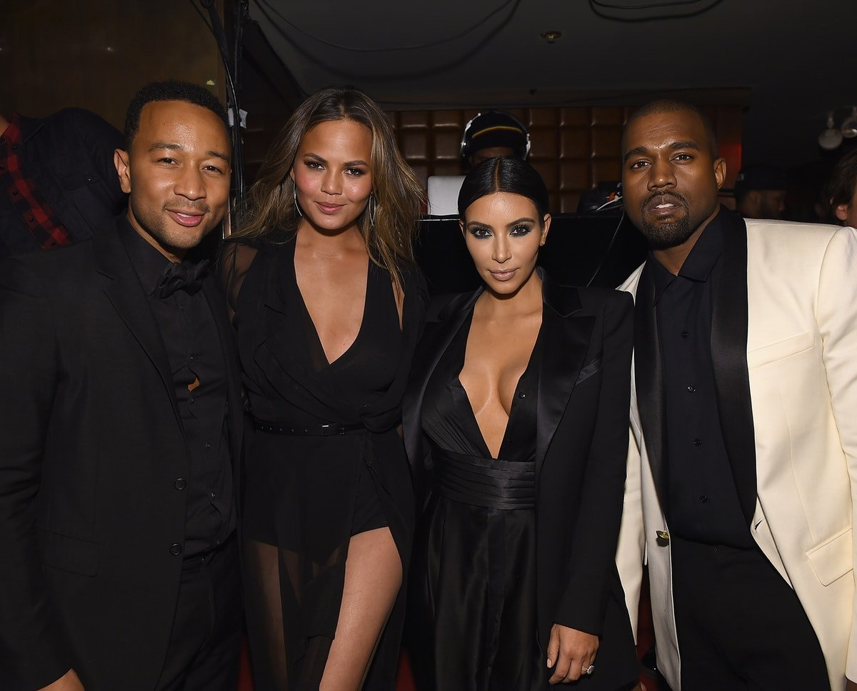 Chrissy Teigen Explained Why She Hasn't Attended Kanye West's Sunday Service… Yet