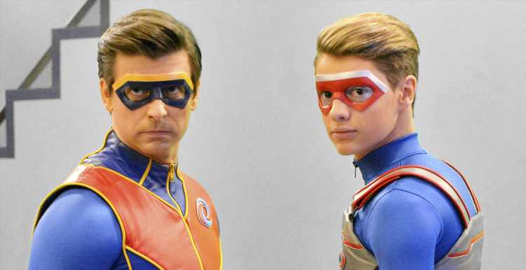 'Henry Danger' Cast Goes Through Boot Camp For Upcoming Musical Special!