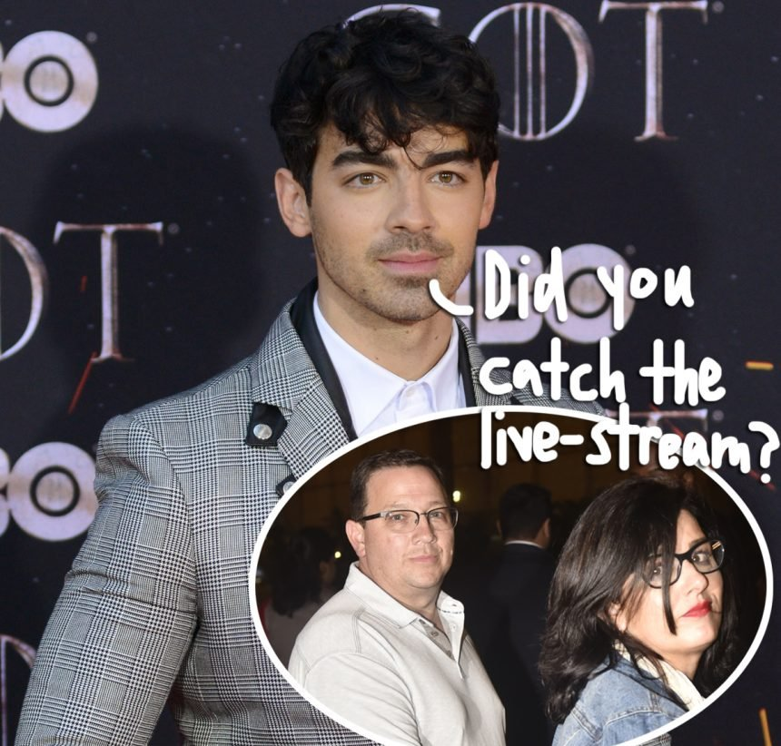 Joe Jonas' Parents Found Out About His Vegas Wedding From 'The Internet'! Plus, Bachelor Par
