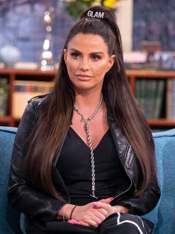 Katie Price and daughter Princess, 11, are already sharing clothes