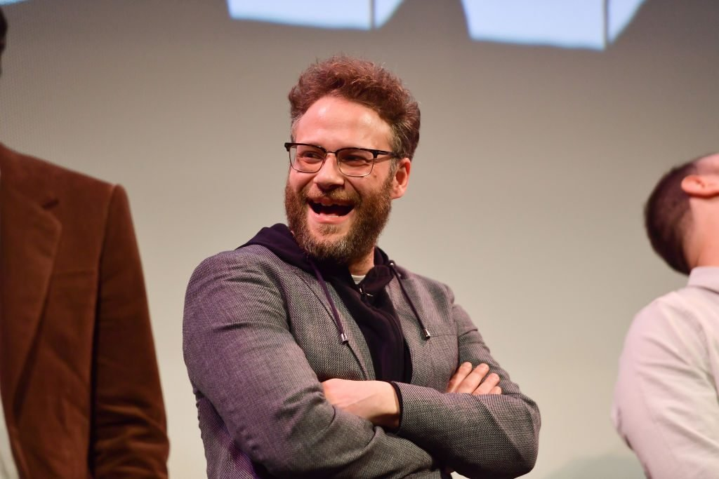 Seth Rogen Wrote This Hilarious Line From 'The 40-Year-Old Virgin'