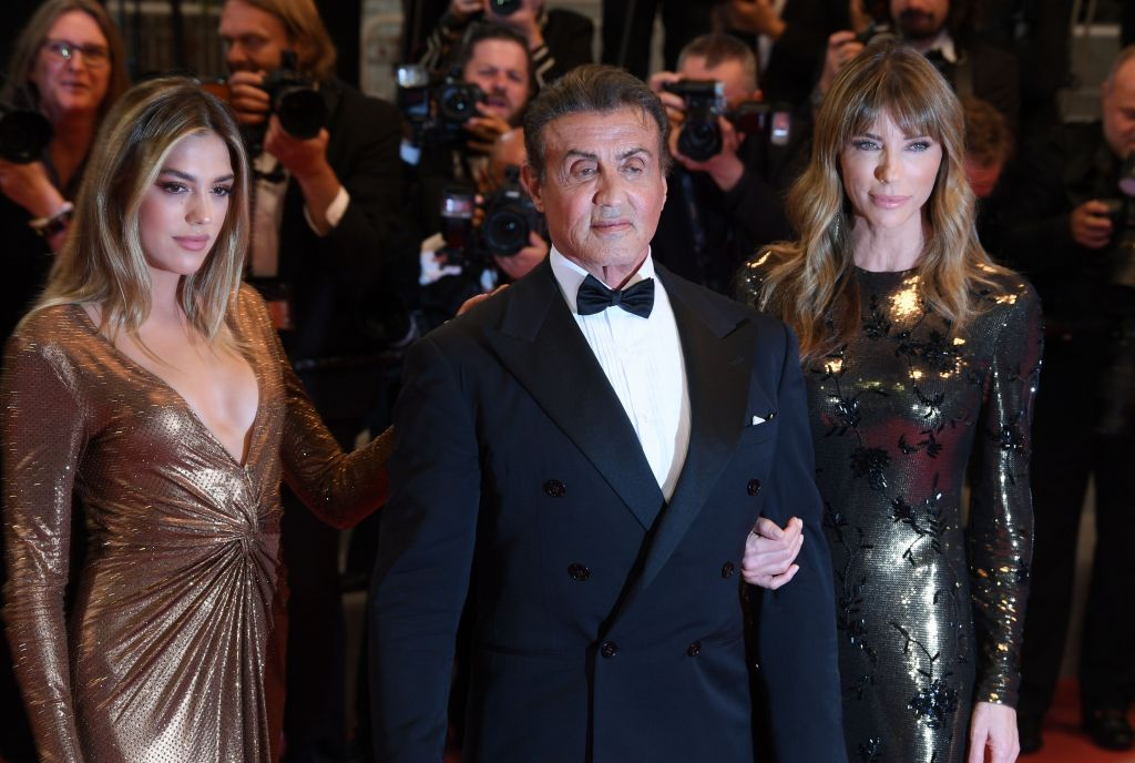 Sylvester Stallone Unveils 'Rambo V' Trailer At Cannes Tribute & Remembers How 'First Blood' Changed His Life