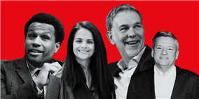 Meet the power players at Netflix, who are leading the streaming giant's defense against Disney and other rivals