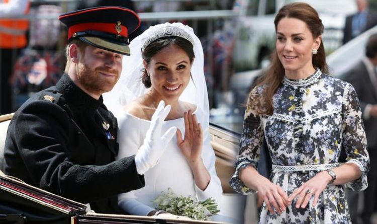Kate Middleton made two subtle nods to Meghan Markle wedding this week – did you see them?