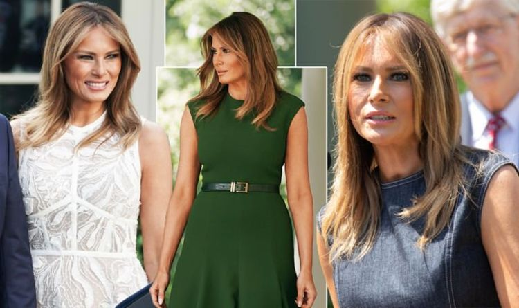 Melania Trump: This is the cost of Donald Trump's wife's wardrobe this month revealed