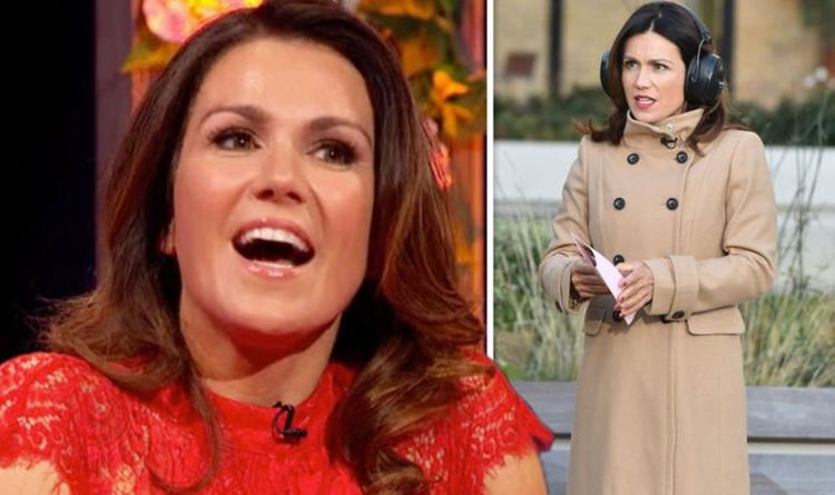 Susanna Reid: Good Morning Britain host shocks as she reveals saucy 'secret skill'