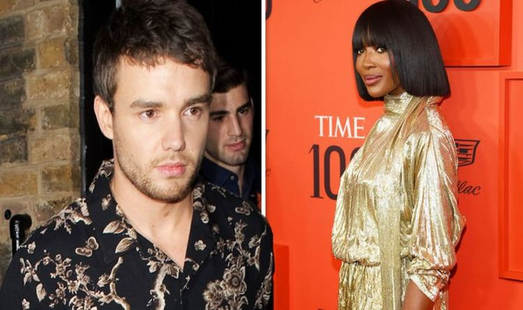 Liam Payne enjoys a night out in London with friends after Naomi Campbell 'ends romance'
