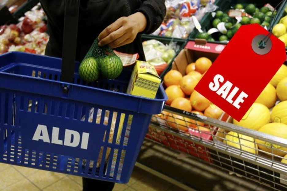 Aldi slashes the cost of fruit and veg with prices starting at 59p