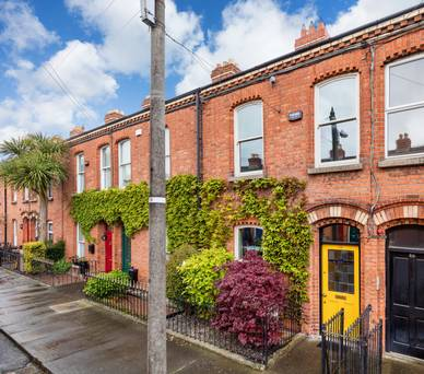 This Drumcondra period home has been modernised with care