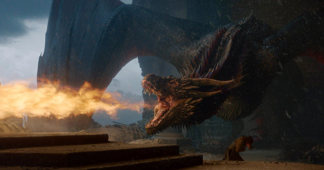 'Game of Thrones' Comes in for a Crash Landing
