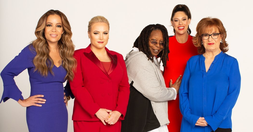 How 'The View' Became the Most Important Political TV Show in America