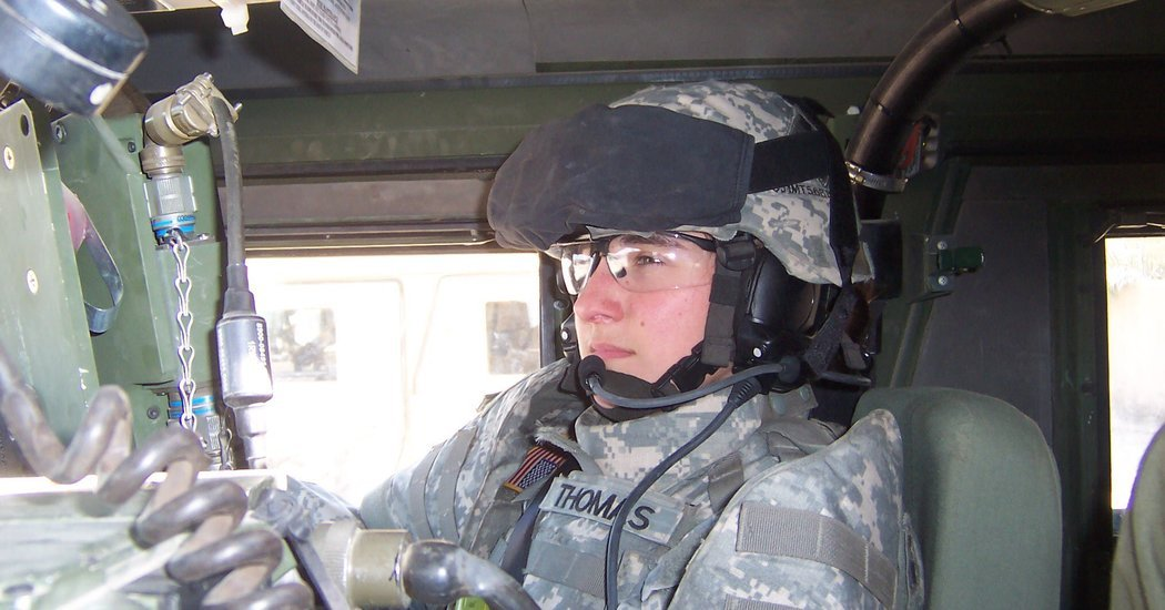 An Army Veteran Comes to Terms With Not Having PTSD