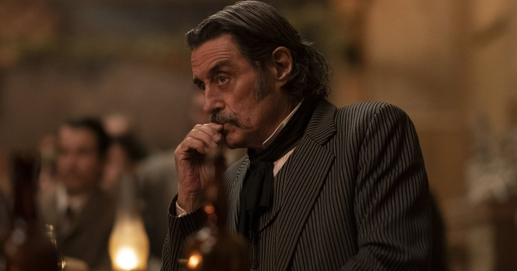 Review: In One Last 'Deadwood,' the Future Prevails and the Past Endures