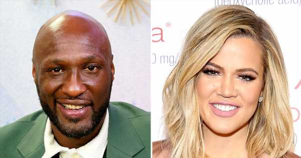 Lamar Odom Still Hopes to Have a Relationship With Khloé Kardashian