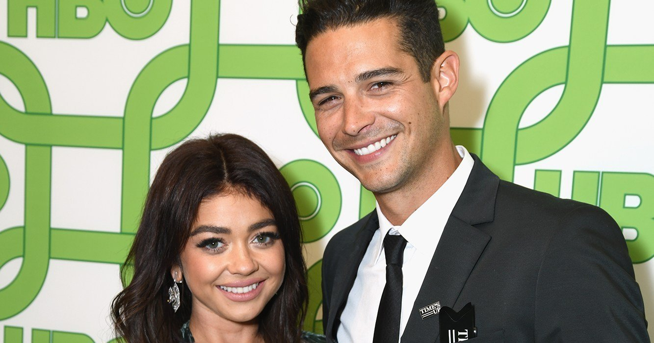 Why Wells Adams' and Sarah Hyland's Parents Have Not Met Yet