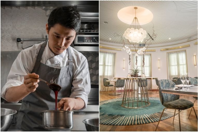 Whitegrass reopens May 24 at Chijmes under new Japanese chef