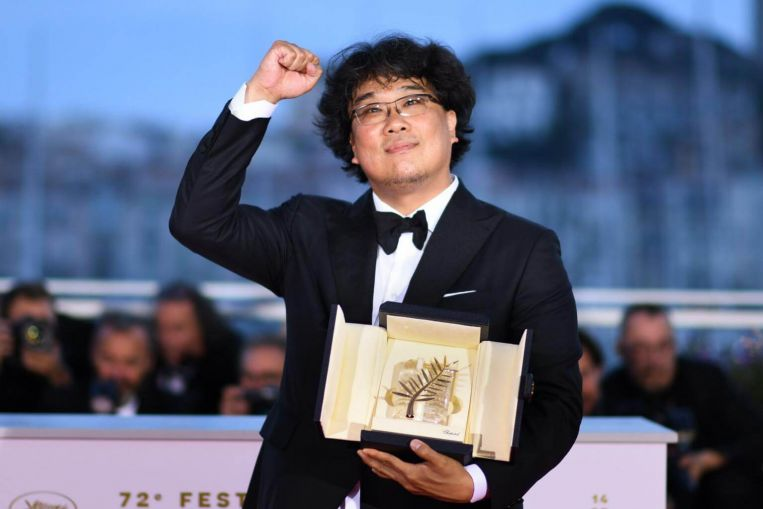 Bong Joon-ho, the South Korean director who strikes gold at Cannes, is a biting social satirist