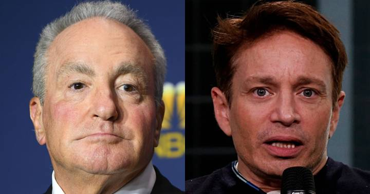 Chris Kattan claims Lorne Michaels pressured him to have sex with 'Roxbury' director