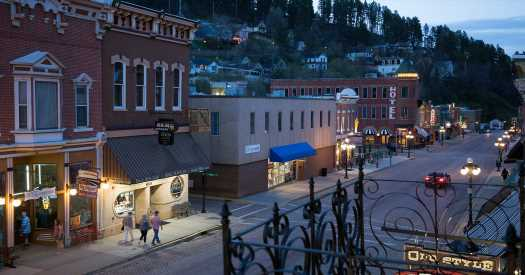 Deadwood Has Drawn Fortune-Seekers Since 1876. HBO Is Only the Latest.