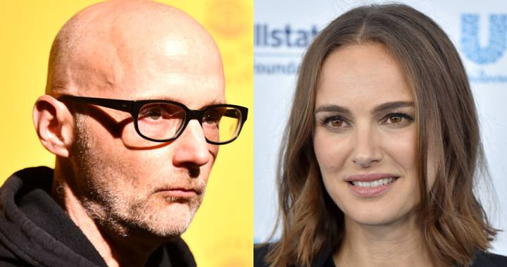 Moby responds after Natalie Portman denies ever dating him