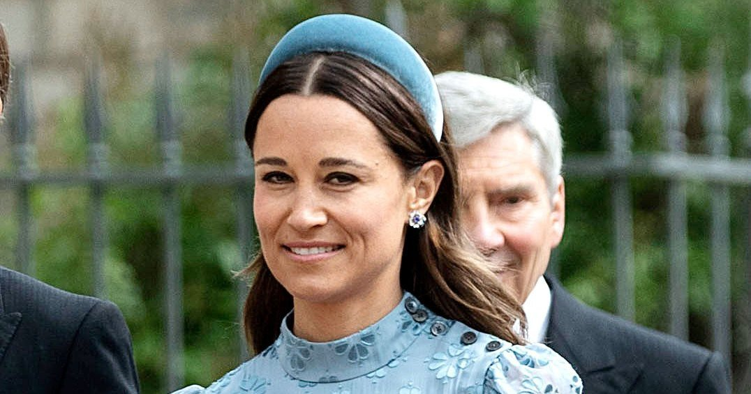 Pippa Middleton Copies Her Sister Duchess Kate With This Chic Headpiece