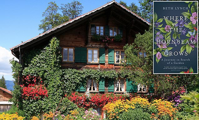 How a garden saved me from the stroppy Swiss! Beth Lynch all in memoir