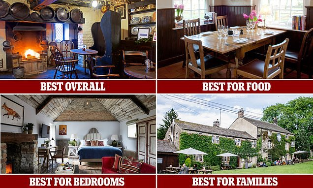 Britain's best pubs for 2019 named by Sawday's