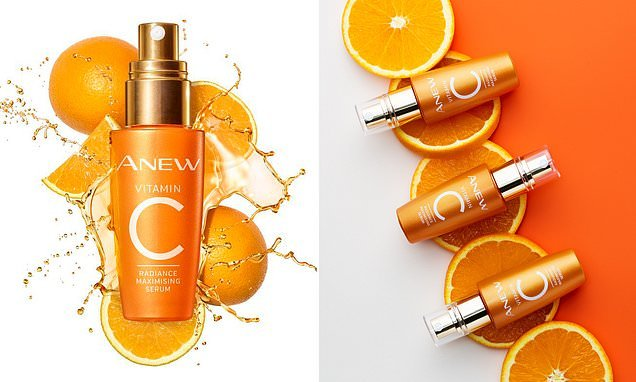 Avon releases £14 Vitamin C serum to tackle signs of ageing