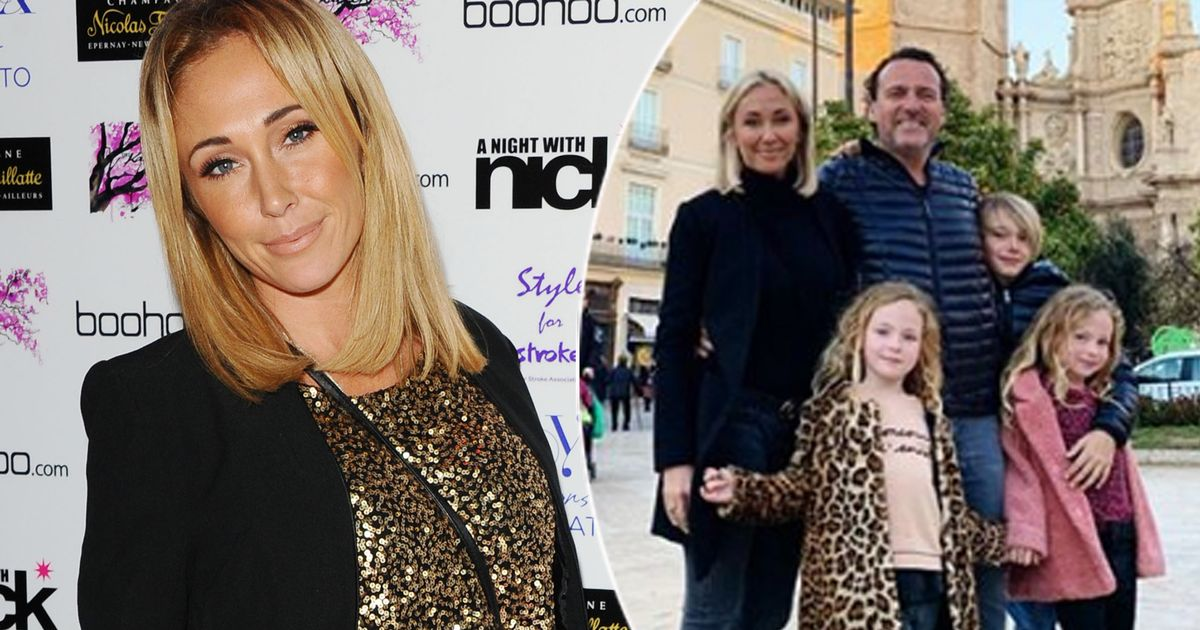 Atomic Kitten star Jenny Frost reveals she fasts until 2pm each day in order to reduce chances of cancer