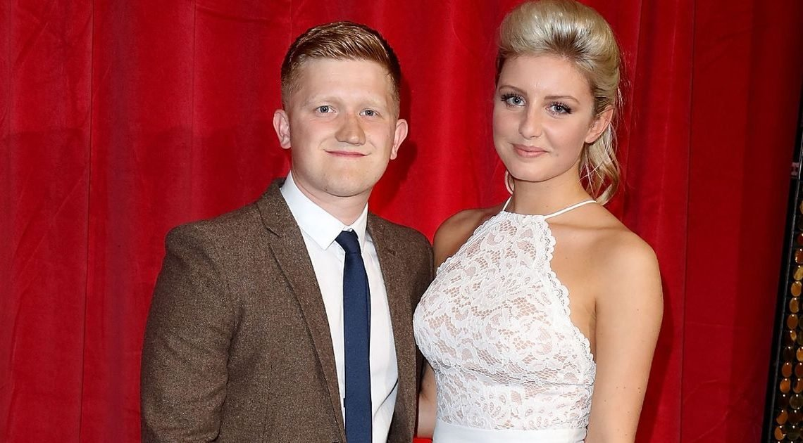 Coronation Street star Sam Aston's wife claims she was 'groped while shopping'