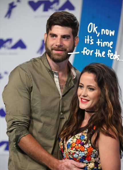 Jenelle Evans & David Eason Receive Mysterious 'White Powder' In The Mail!