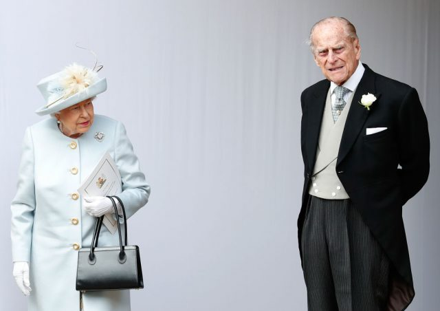Queen Elizabeth And Prince Philip Reportedly Living 'Separate Lives'