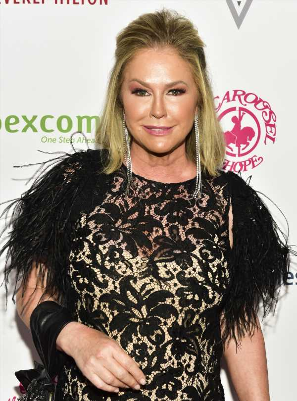 This New Photo Could Mean Kathy Hilton Is Heading To 'Real Housewives Of Beverly Hills'