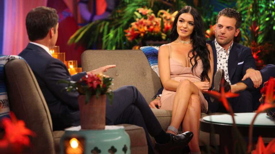 Raven Gates Just Said 'Yes' to Her 'Bachelor in Paradise' Boyfriend