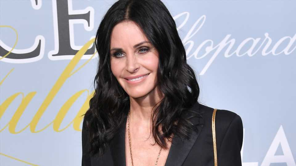 Courtney Cox's Daughter Wore Her Red Carpet Dress from 21 Years Ago